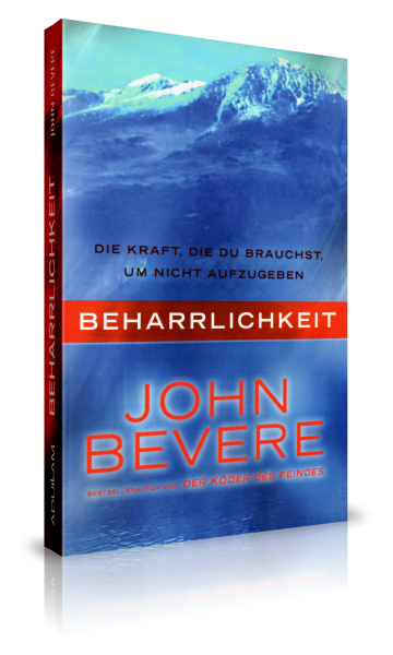 John Bevere, Beharrlichkeit