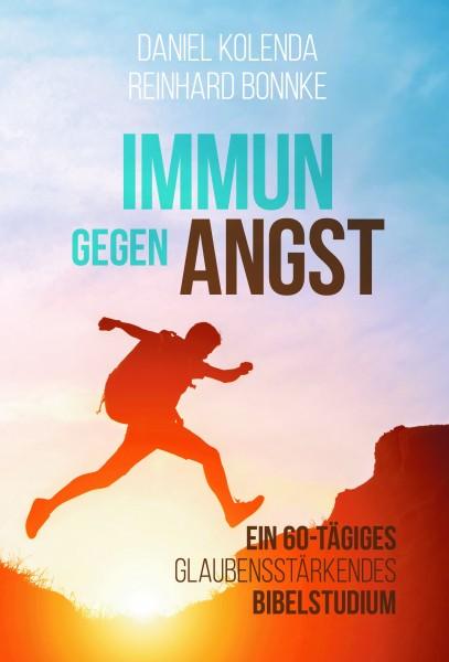 Daniel Kolenda & Reinhard Bonnke, Immun gegen Angst